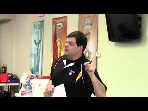 Judge Conference: Brain Prillaman - How to Give a Seminar