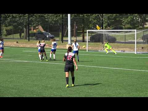 Women's Soccer vs  JHU:CMU