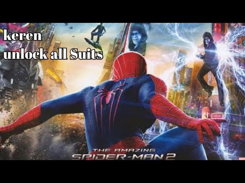 THE AMAZING SPIDERMAN 2 MOD ALL SUITS OFFLINE