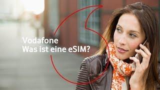 Vodafone - Was ist eine eSIM?