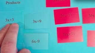 學關鍵課程-因式分解、三項式分解