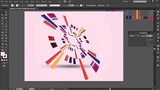 Illustrator HUD Designs Tutorial
