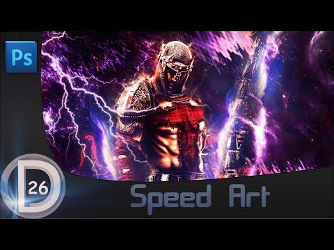 ◄ Photoshop | Speed Art Dante's Inferno ►