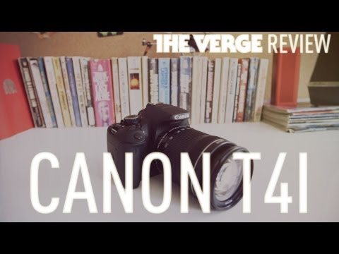 Canon Rebel T4i video review