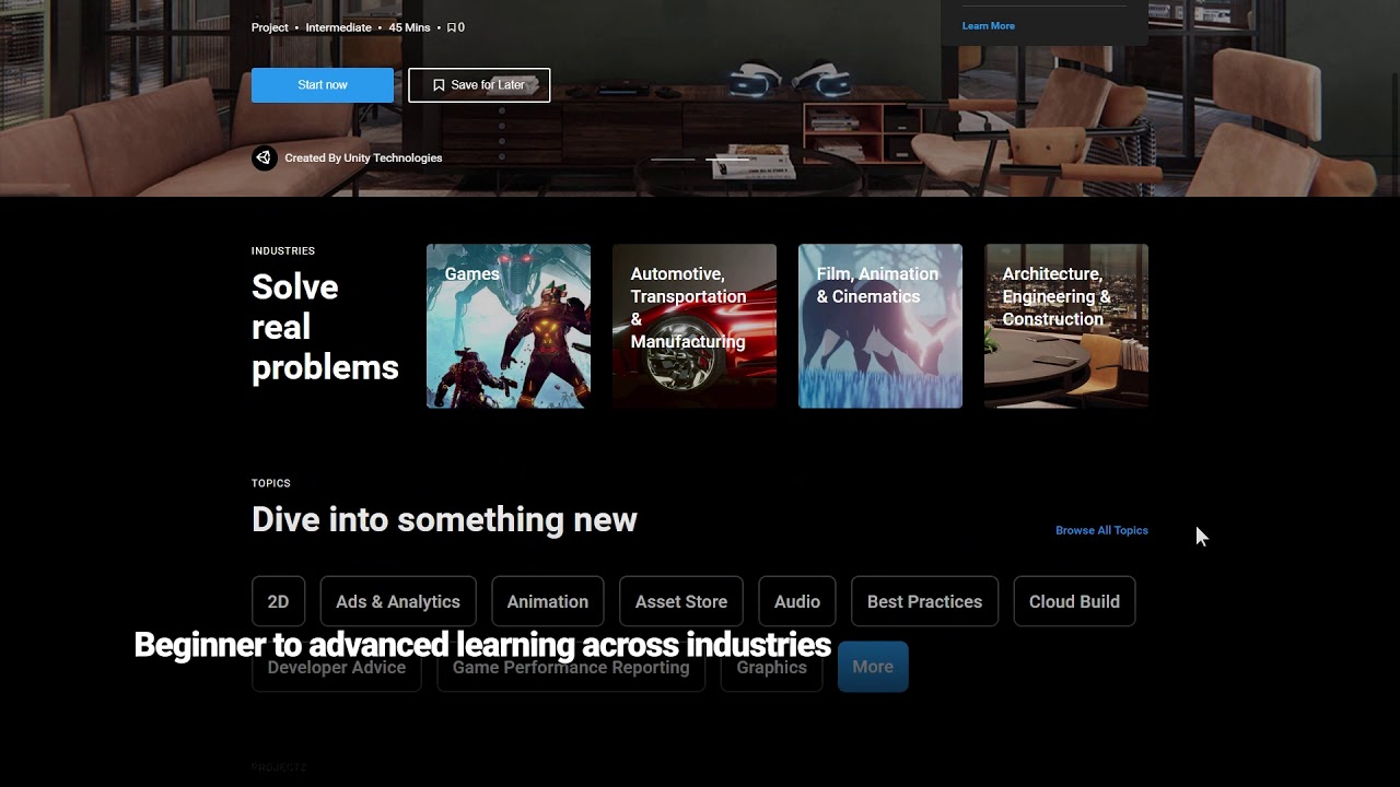 Introducing Unity Learn Premium: Get direct guidance from