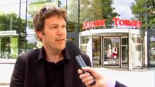 Håvard Lippestad Senterleder Askim Torget Kjøpesenter om Kraftfestivalen