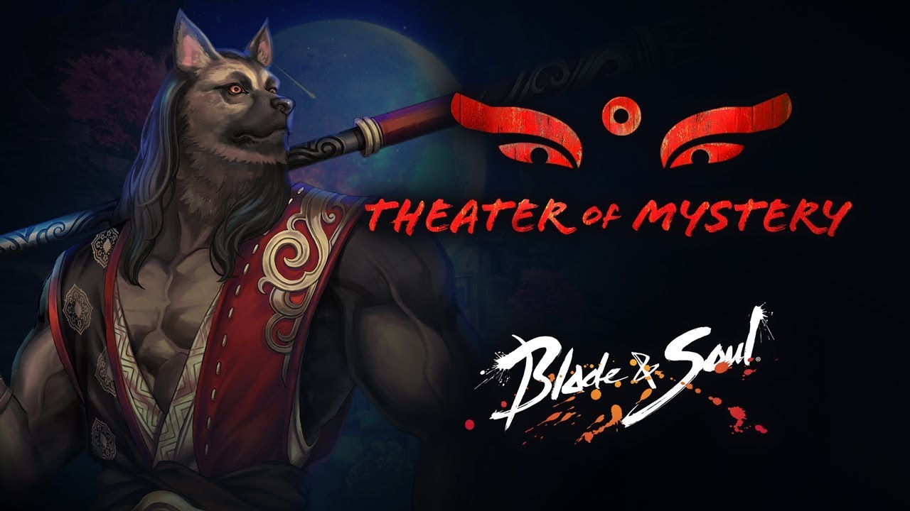 Blade & Soul: Theater of Mystery Costume Bundle Key Giveaway