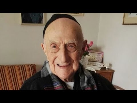 113-Year-Old Holocaust Survivor To FINALLY Have Bar Mitzvah!   What's Trending Now