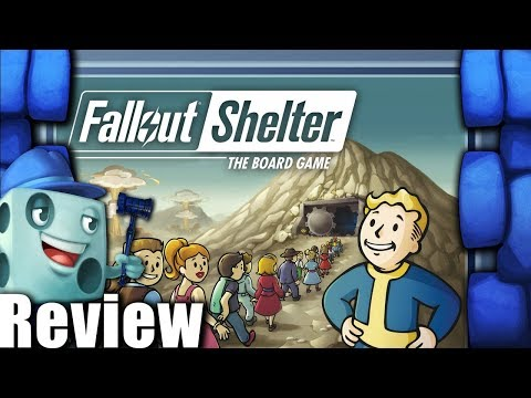 Fallout Shelter: The Board Game Review - With Tom Vasel