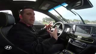 Test Drive 2019 Hyundai Kona Ultimate
