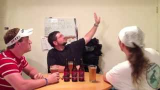 Three guys beer reviews: horse piss