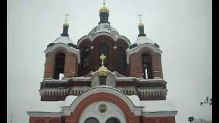 Храм «Знамение» в Ховрине. 15 января 2012г.