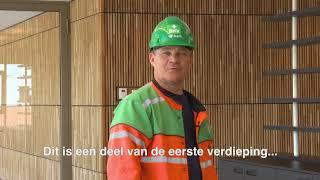 Bouwupdate 4 nieuwbouw gemeentehuis Midden-Groningen