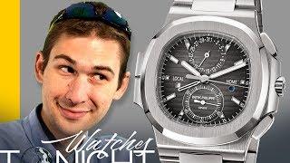 Patek Philippe Nautilus & Water Watches; Rolex Yacht Master II, Patek Philippe Aquanaut In Green