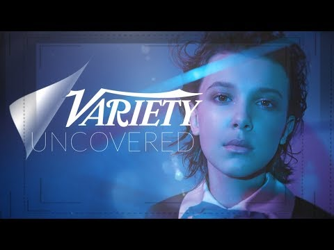 Millie Bobby Brown - Variety Uncovered - Why she saved her 'Eleven' nose blood