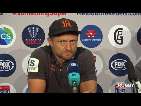 2018 Super Rugby Round 15: Sunwolves press conference