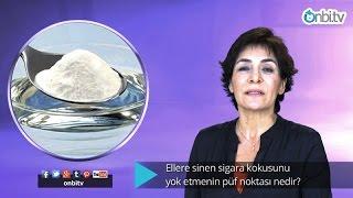 Ellere sinen sigara kokusunu yok etmenin püf noktası nedir? | onbi.tv