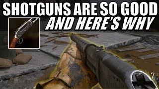 COD WW2: Shotguns are SO GOOD! And Here
