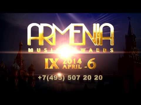 ARMENIA MUSIC AWARDS - LEGENDS 2014 [Engl]
