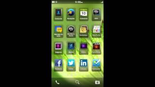 Cómo personalizar un smartphone BlackBerry 10