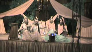 Honey Vee   New Year Party   jaisalmer   Punjabi Sabhyachar Group   Hotel Rang Mahal