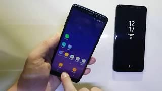 Samsung A8 2018 ve A8 Plus 2018 Tasarım Ve Teknik Özellik