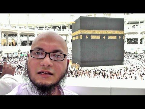 Tour of Masjid Al Haram Kaaba Makkah 2015 Live Umrah Hajj Trip Documentary