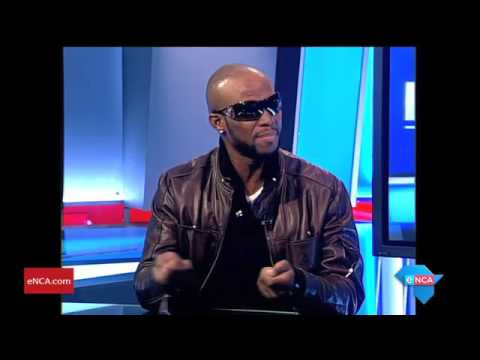 Watch our 2010 interview with Mandoza