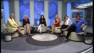 Im ZENTRUM - Karrierefrauen gegen Superglucken vom 13.05.2012