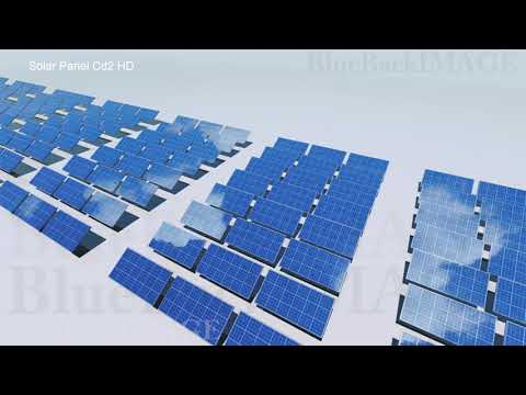 Solar Panels Renewable Energy Sun Power Green clean Solar Panel Cd2 HD
