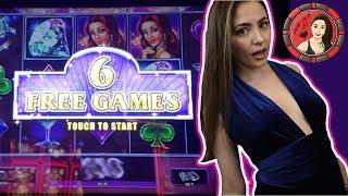 HANDPAY Jackpot on Lock It Link Diamonds in Las Vegas