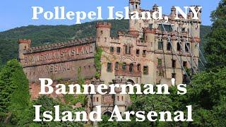 Pollepel Island, NY: Bannerman