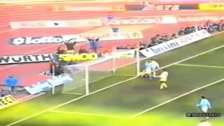 Serie A 1990-1991, day 20 Napoli - Parma 4-2 (2 Maradona, De Napoli, Minotti, Careca, Osio)