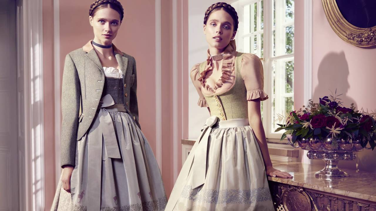 2016 LODENFREY Trachten goes VOGUE Couture 8nO0PkXw