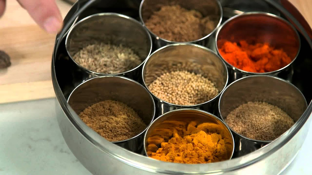 Kitchen Tips   The Spices Used In Indian Cooking (Garam Masala)   YouTube