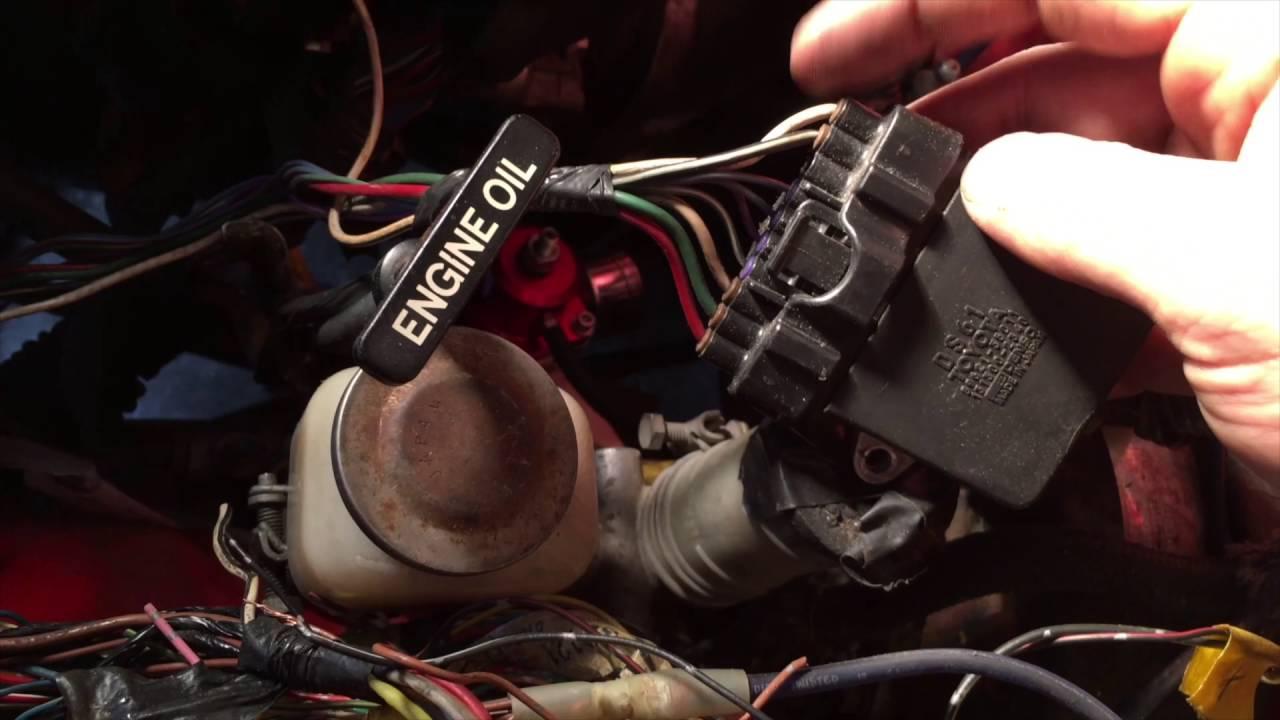 1jz ecu wiring diagram 2007 kia sedona how to wire a gte vvti youtube