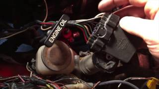 how to wire a 1jz gte vvti