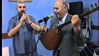 Ustad aşıq Fətulla, aşıq Rakif, aşıq Arzuman və balamançı Sərdar