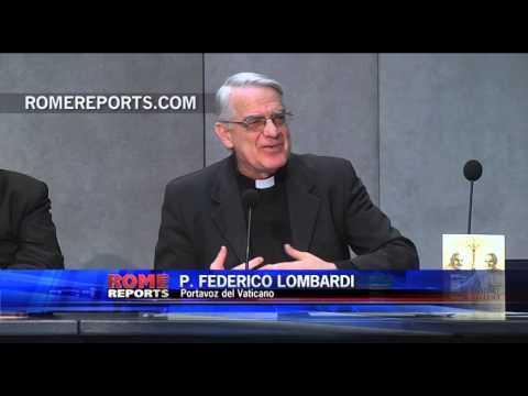 Vaticano presenta su plan para canonización de Juan Pablo II y Juan XXIII