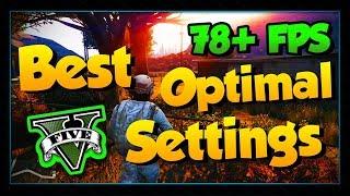 gTA5 - Guide Best Optimal Settings, Beautiful Visuals  Really Good FPS! 2019