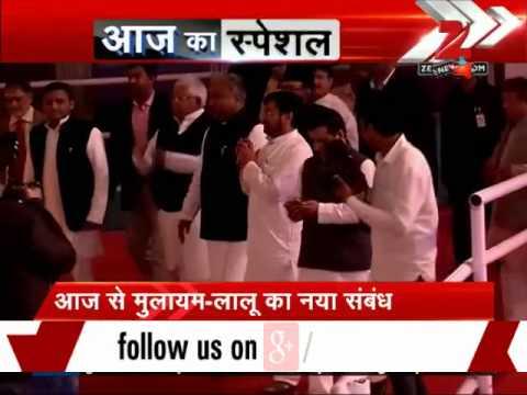 PM Modi to attend Mulayam Singh Yadav's grandson's 'tilak' event