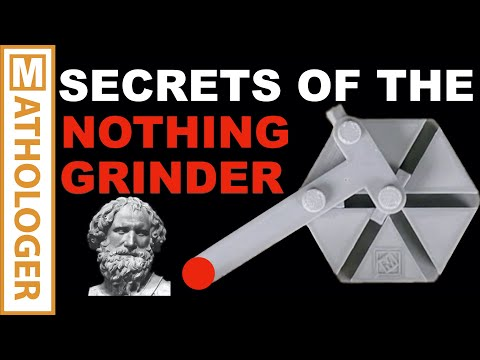 Secrets of the NOTHING GRINDER