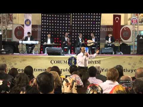 Corum Belediyesi Mustafa Keser Konseri Full Nisan