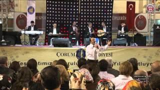 Çorum Belediyesi Mustafa Keser Konseri Full Nisan 2013