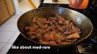 Steak Stirfry - Meal Prep - Step By Step Easy