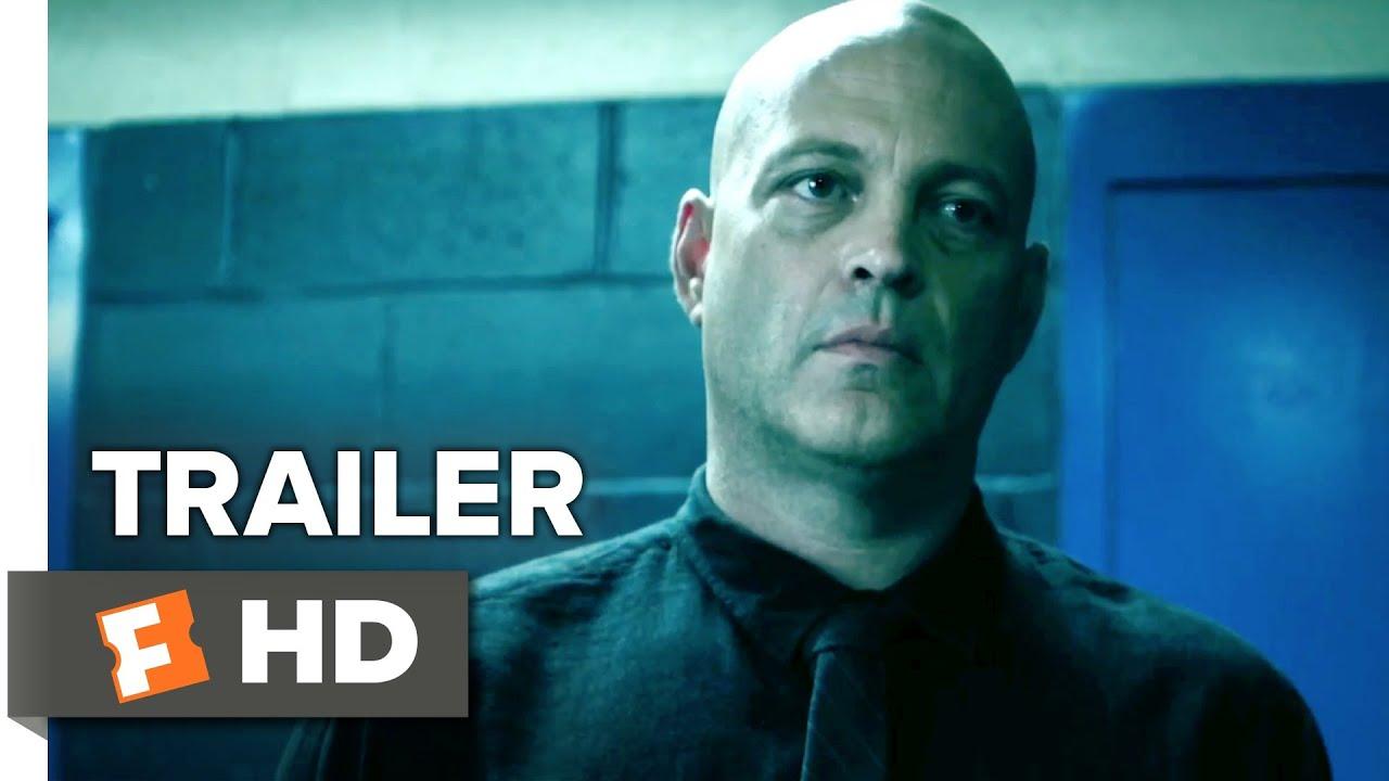 Brawl In Cell Block 99 Teaser Trailer 1 2017