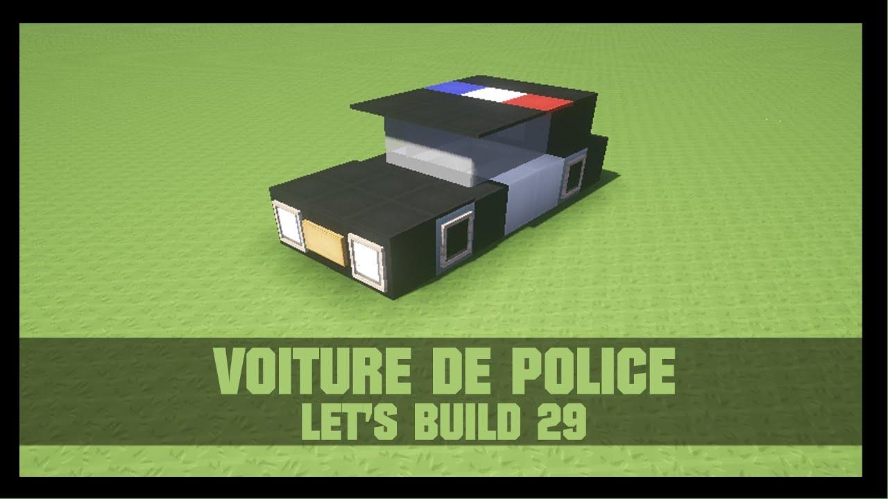 tuto comment construire une voiture de police dans. Black Bedroom Furniture Sets. Home Design Ideas