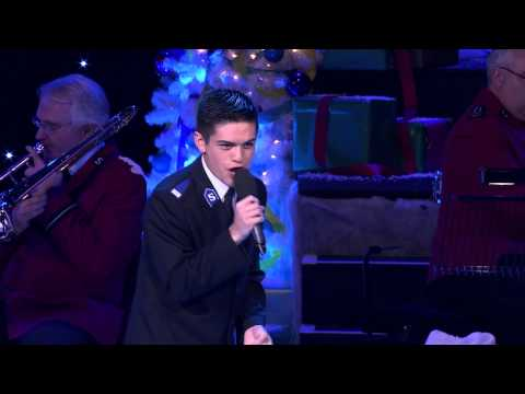 Celebrating Christmas At The Royal Albert Hall With The Salvation Army 2014