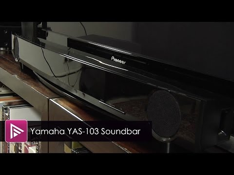 yamaha yas 103