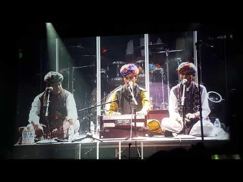 Allah Hoo | Rajasthani Folk | Salim-Sulaiman Live | Chicago | Diamond Jubilee Concerts | One Jamat